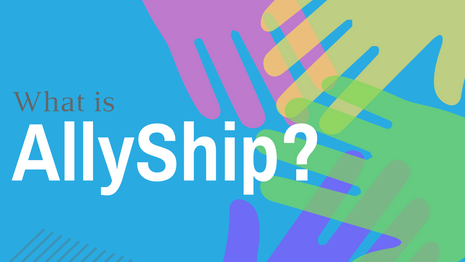 What does Allyship mean?