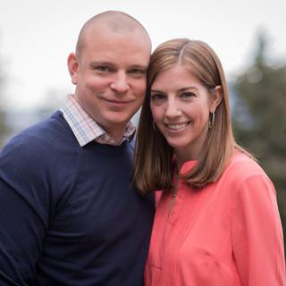 Chris and Margot