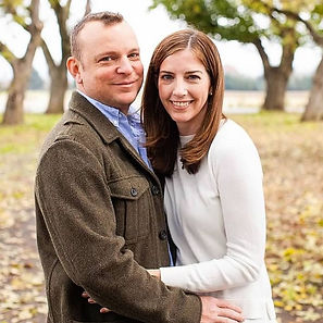 Chris and Margot Family Waiting to Adopt
