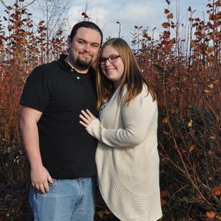 Evan and Kathleen