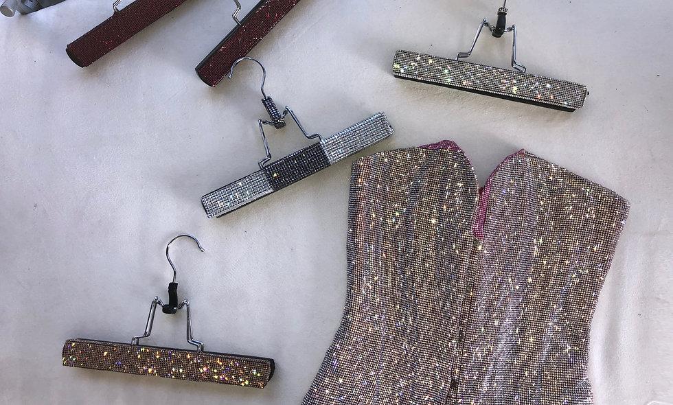 Crystal Hair Extension Hanger