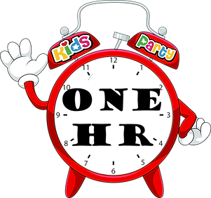 kids party one hour clock.png