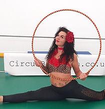 Lisa hoop tightrope.jpg