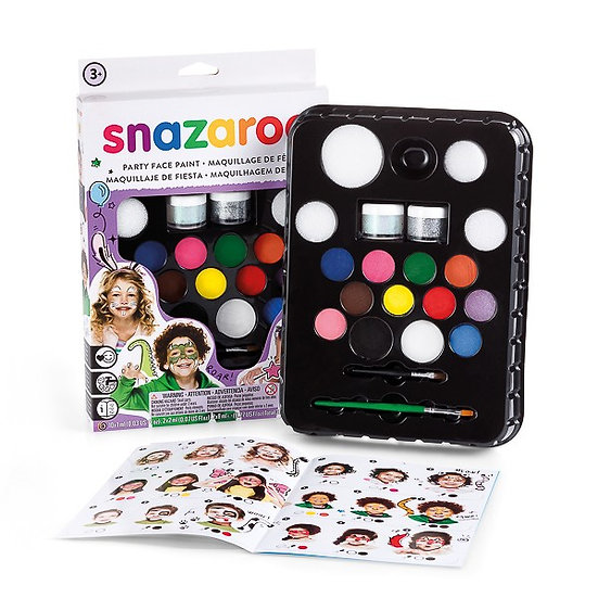 Snazaroo Face Paints - Party Pack