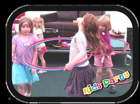 Hooping Kids