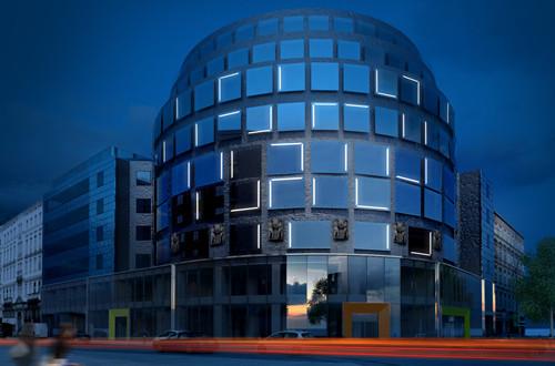 Lifestyle Hotel in der Mariahilferstraße