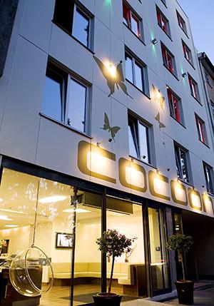 Hotel Cocoon (Sendlinger Tor)