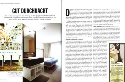 Hotel Design – Gut Durchdacht