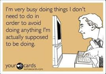 A Project Manager's Perspective on Procrastination & Time Management