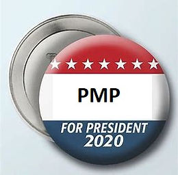Why We Need a PMP To Be President