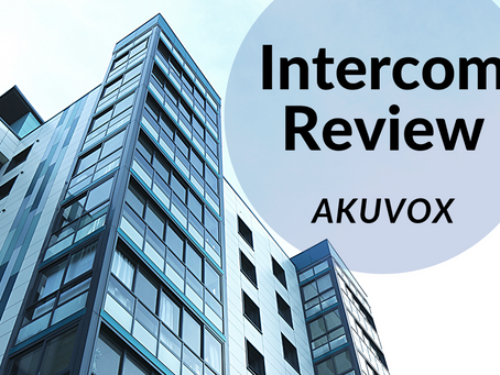 Akuvox Intercom Review (with Pricing and Alternatives)
