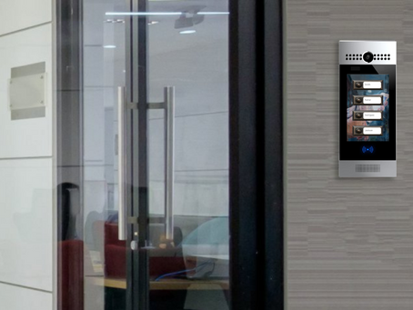 The Buyer's Guide for Multi Tenant Intercom Systems