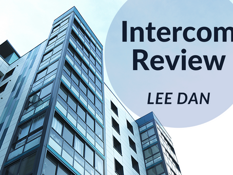 Lee Dan Intercom (with Pricing and Alternatives)