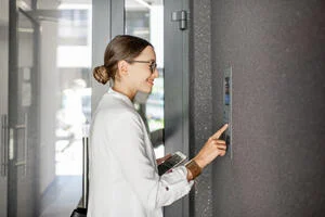 Intercom security and the benefit of video access systems.