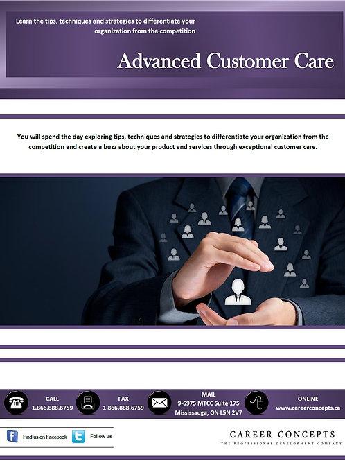 Advanced Customer Care