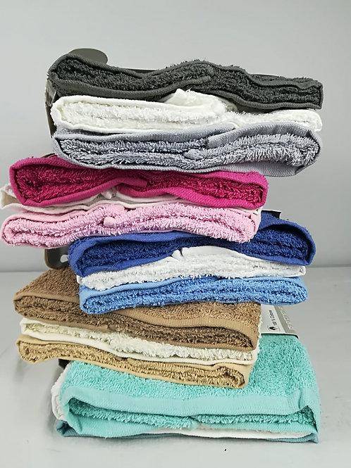 Set asciugamani 3+3 in SPUGNA