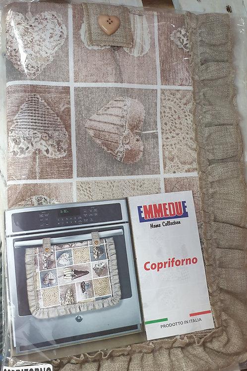 Copri forno + copri fornello shabby EMMEDUE