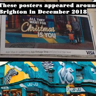 Visa Chrismas campaign