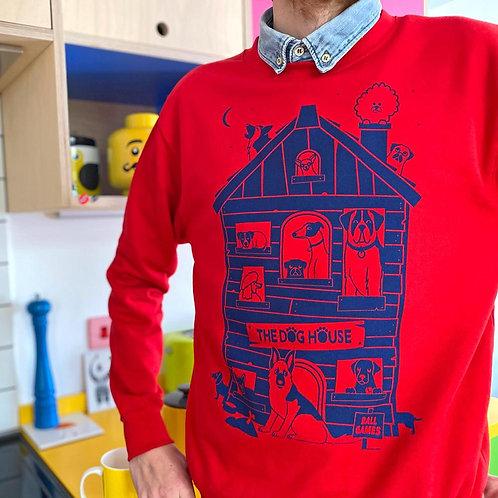 Dog House sweatshirt