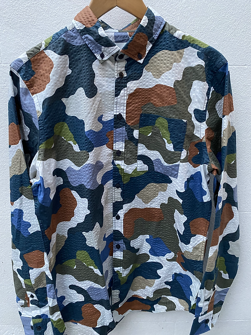 Anton camo shirt