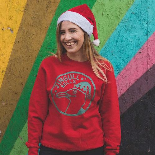 Jingull Bells Xmas sweatshirt