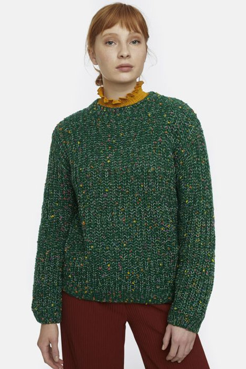 "Green ""Xmas Tree"" jumper"