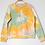 Thumbnail: Tie Dye sweat - green/yellow/pink