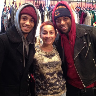 JLS and Soly