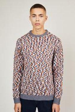 Multicolour knit