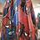 Thumbnail: Spider Man dungarees shorts