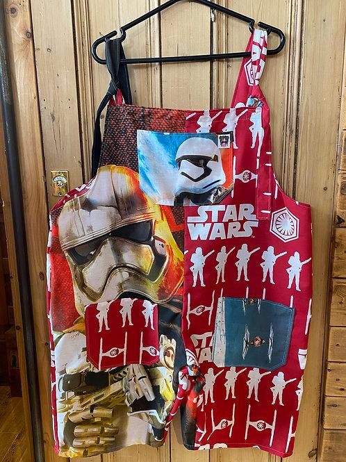 Star Wars Duvet Dungaree Shorts