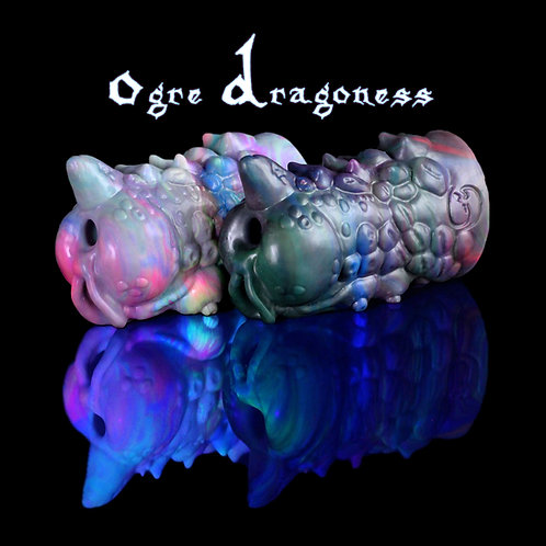Ogre Dragoness double-hole toy