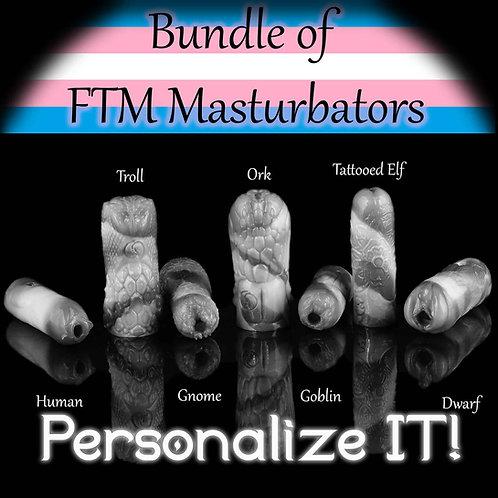 Bundle of FTM toys