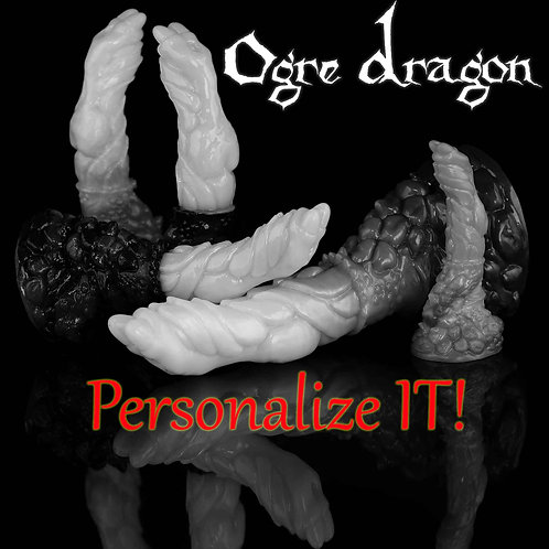 Personalized Ogre Dragon