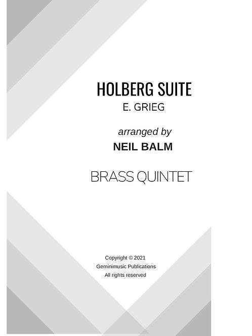 Holberg Suite - E. Grieg
