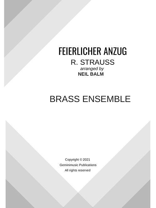 Feierlicher Einzug - R. Strauss