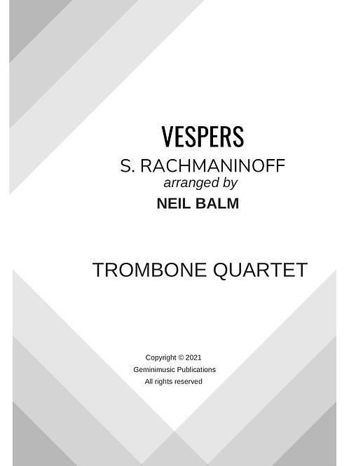 Vespers - S. Rachmaninoff