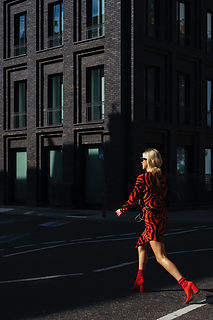 Woman in the City
