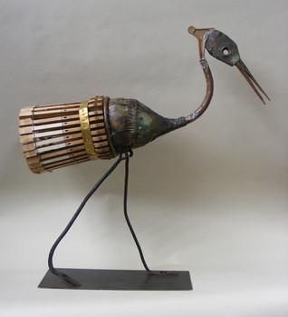 Copper Keys Bird