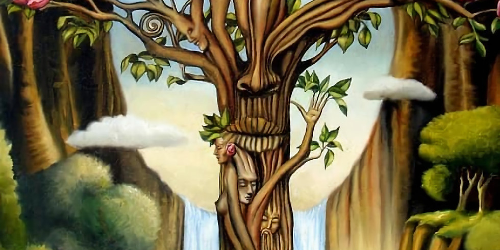 Cast your tree clippings to reveal the deep wisdom, healing, and guidance.