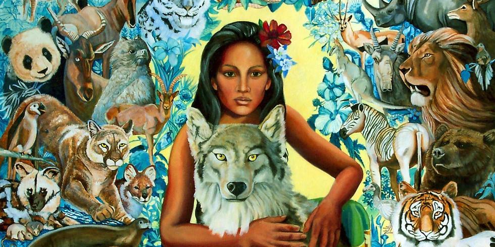 Shamanic Journey To Your Power Animal