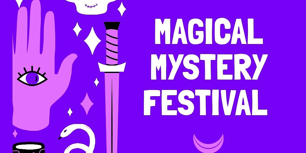 Tree Readings at the Magical Mystery Festival