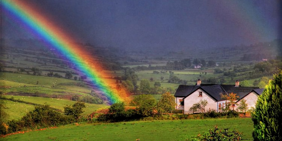Shamanic Journey To The End Of The Rainbow