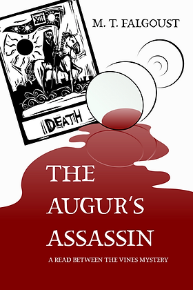 The Augur's Assassin: A Read Between the Vines Mystery