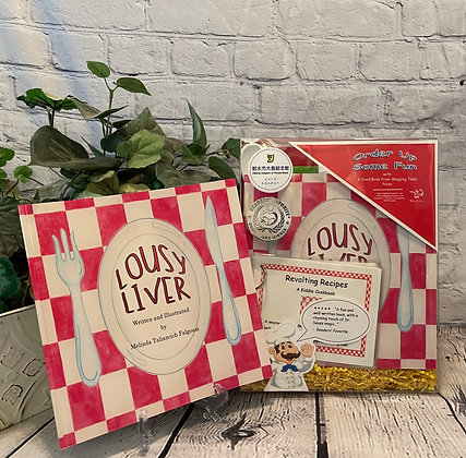 Lousy Liver Gift Set