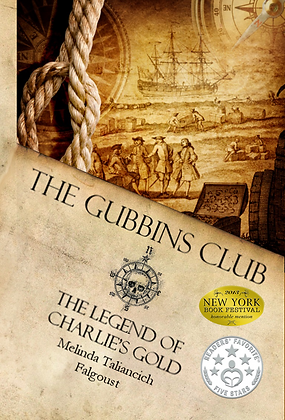 The Gubbins Club: The Legend of Charlie's Gold