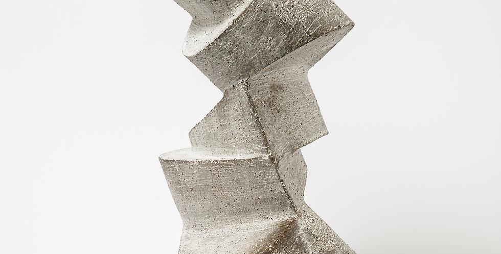 Bloc en Motion 5, grès, Maarten Stuer, 2020