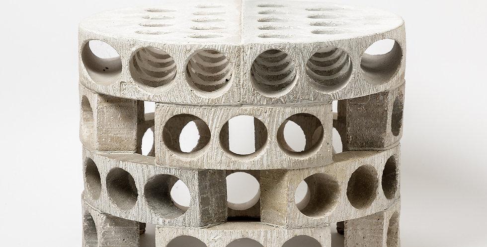 """Petite table """" Stuul """" , grès, Maarten Stuer, 2020"""
