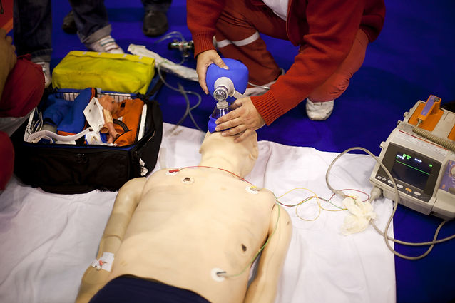 Advance Cardio Life Support (ACLS) Simulation