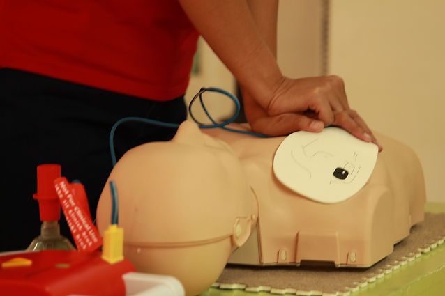 Heartsaver® CPR AED banner image